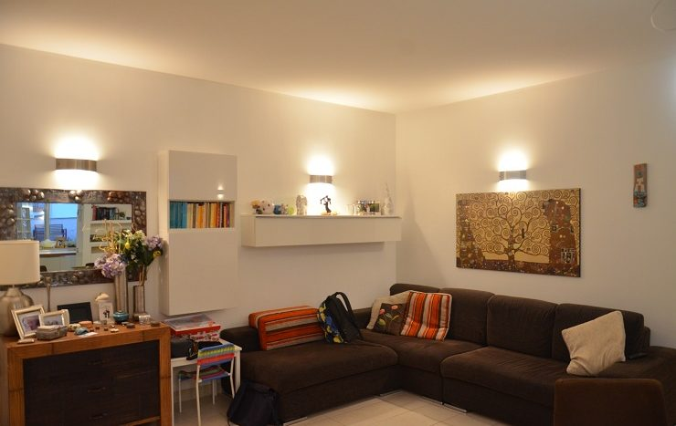 Vendesi appartamento Napoli Arenella con terrazzo a livello