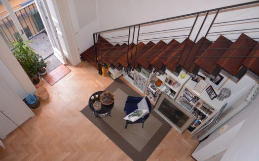 Fittasi appartamento Chiaia arredato Napoli 2 vani doppi accessori