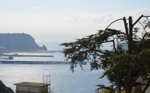 Vendesi villa Pozzuoli alta panoramica