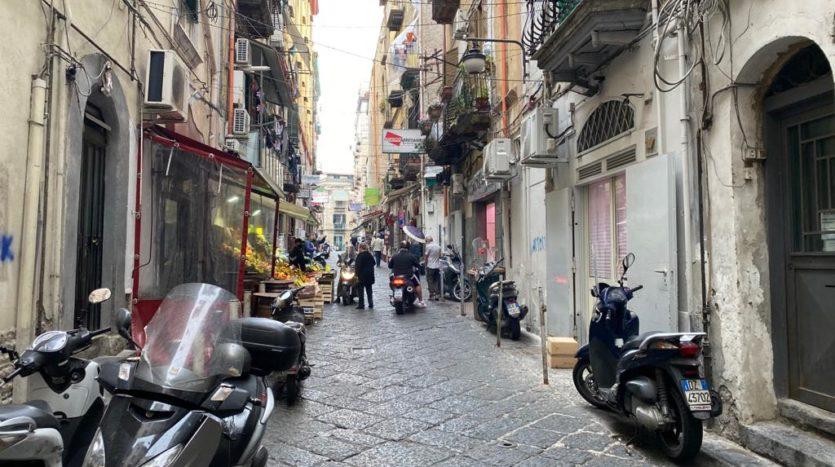 Monolocale arredato Napoli centro storico Quartieri Spagnoli