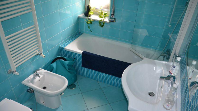 Appartamento panoramico Vomero affittasi Napoli 3 vani 2 bagni