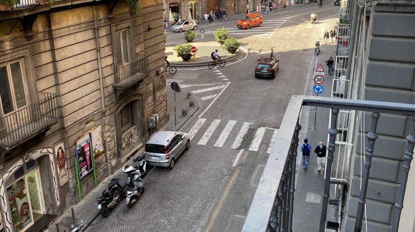 Affittasi appartamento arredato Napoli Centro Storico